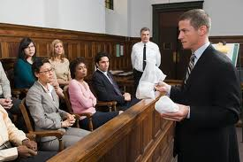 defence lawyer
