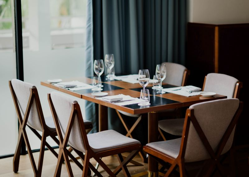 durable dining table singapore